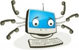 Автообзвон SpRobot (лицензия на 1 ПК и 1 канал)